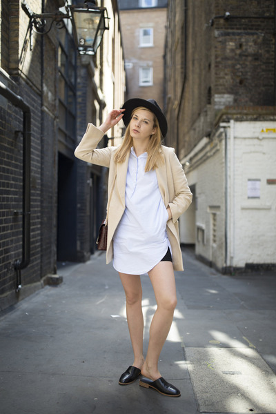 Zara blazer - COS shirt