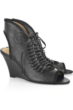 black Acne Jeans shoes