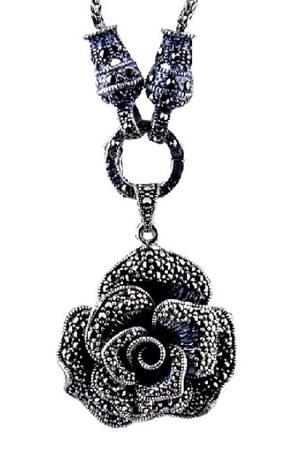 silver Ergode necklace