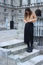 Light-orange-topshop-shirt-black-issey-miyake-pants-black-urban-outfitters-b