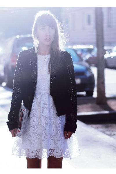 white Vero Moda dress