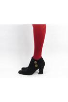 Black-charles-jourdan-shoes