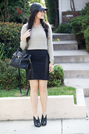 Forever 21 sweater - 31 Phillip Lim bag