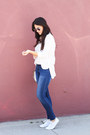 Blue-dear-john-jeans-silver-deux-lux-bag-white-sole-society-sunglasses