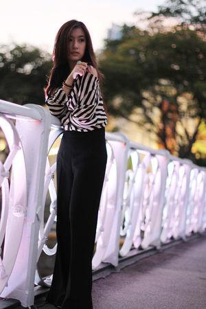black Tsumori Chisato blouse