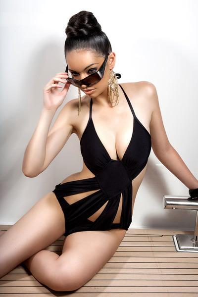 Glamorous Life by Joanne Rahn swimwear