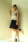 Black-tj-maxx-dress-ivory-chicwish-top-black-urban-outfitters-heels