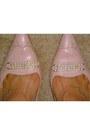 Olive-green-velvet-diy-skirt-tan-jcrew-bag-light-pink-heels