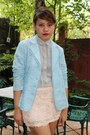 Peach-kisses-co-skirt-sky-blue-sosi-stuff-blazer-periwinkle-thrifted-top