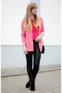 Hot-pink-butik-sweater