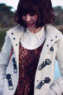 Brown-leopard-print-she-inside-dress-off-white-yana-boucle-forever-new-coat
