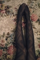 Forever New tights - Chanel tights