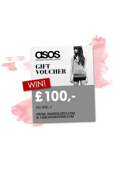 Bubble Gum Gift Card Asos Accessories 100 160 Asos Giftcard Giveaway By Gogosushi Chictopia