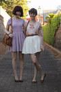 Nude-cat-tattoo-romwe-stockings-light-purple-knit-asos-dress