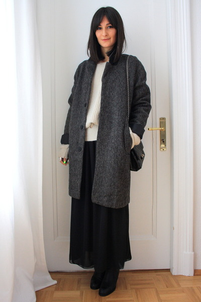 American Apparel skirt - weekday coat