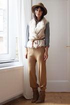 Zara pants - Zara vest