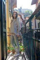 Zara coat - Zara shoes