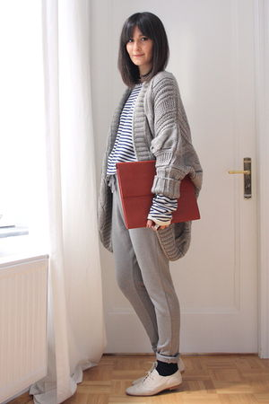 Zara cardigan - Zara pants