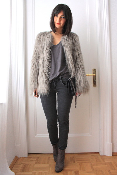 Zara coat - Cox shoes