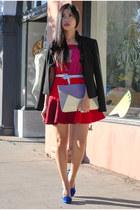 red mini dress Three Floor dress - black feminine ann taylor blazer