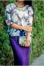 Yellow-katherine-kwei-purse-white-mcginn-blouse