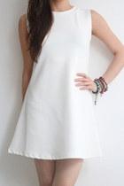 white GoodNight Macaroon dress