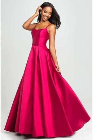 19-107 ballgown Madison James dress