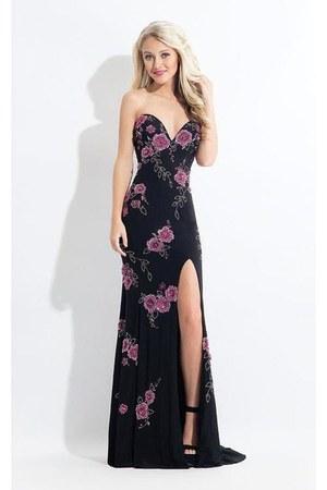 Rachel Allan dress