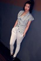 Juma shirt - pants - Y-3 heels