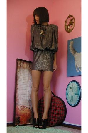 AVANT GARDE pouf dress