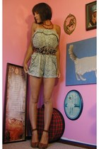 vintage playsuit