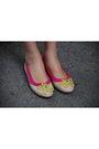 Pink-prada-purse-beige-lanvin-shoes-blue-h-m-dress-blue-miu-miu-belt