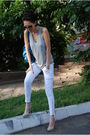 White-j-brand-jeans-silver-alexander-wang-top-silver-camilla-scovgaard-shoes