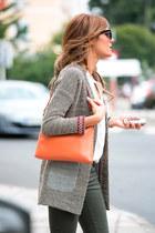 Lacambra bag - hakei coat