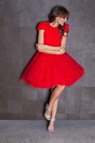 Beatriz Peñalver dress