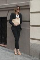 Lacambra bag - Zara blazer - CH CAROLINA HERRERA pants