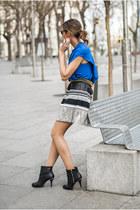 TheLovelySan blouse - TheLovelySan skirt