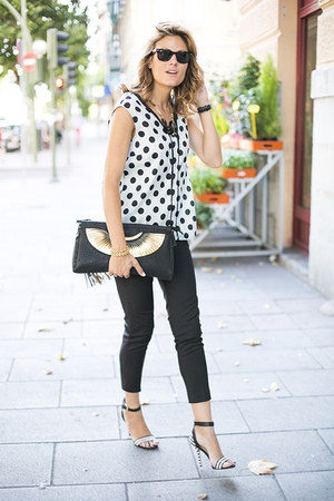 suiteblanco blouse