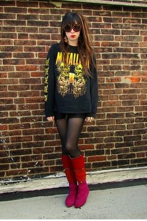 metallica vintage shirt