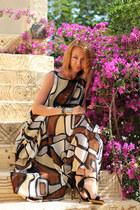 Nolo dress - Fabi heels