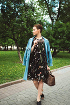 Metisu dress - Jessica Buurman coat
