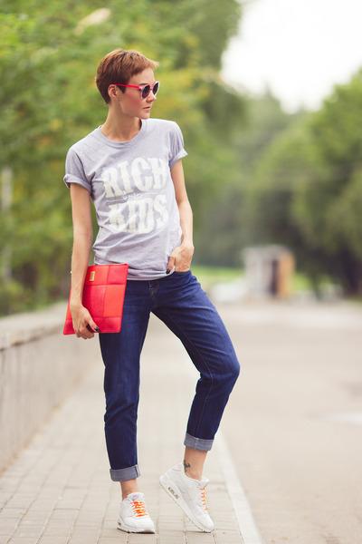 Couronne bag - fivepoundtee t-shirt