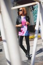 asos boots - Mrgugu t-shirt