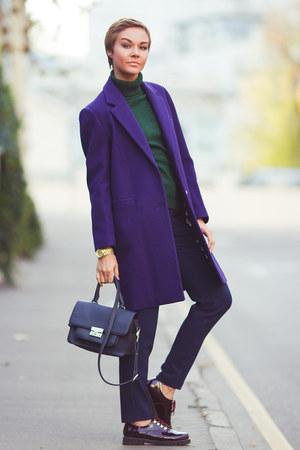 Lucky chouette coat - Michael Kors watch