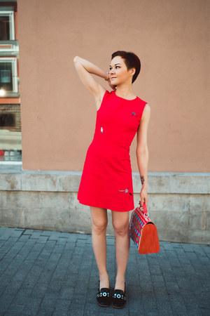 Premiata shoes - copcopine dress