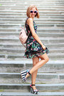 Ax-paris-dress-asos-bag-zerouv-sunglasses-next-wedges-bellast-bracelet