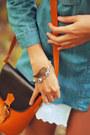 Udobuy-dress-asos-clogs-zara-taylor-bracelet-aloha-helsinki-bracelet