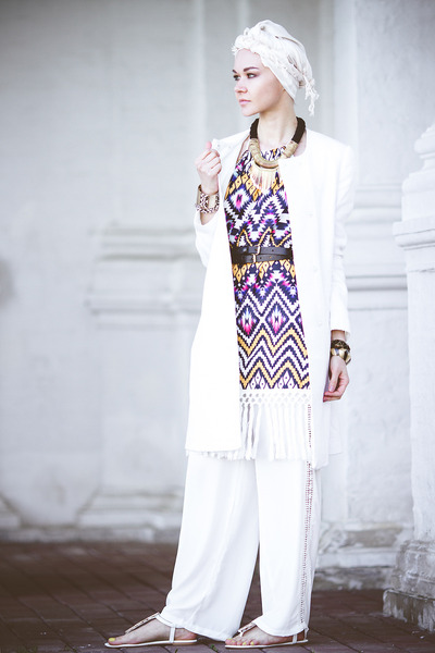 Choies dress - Neat to necklace
