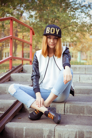 Boy London hat - 6ks jacket