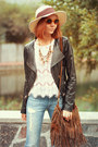 Persunmall-necklace-vero-moda-jacket-oasis-bag-wowvintage-sunglasses